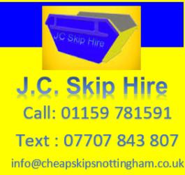 Cheap Skip Hire Nottingham