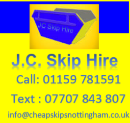 Cheap Skip Hire Nottingham